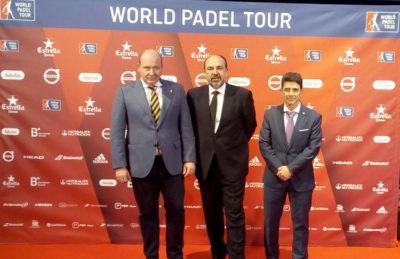World Padel Tour presenta su circuito 2018, que hará una parada en Jaén del 21 al 27 de mayo
