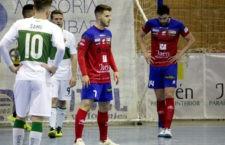 El Mengíbar FS afronta un derbi igualado en la puja por el playoff