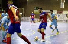 El Mengíbar FS se enfrenta al Rivas en un duelo igualado en la tabla