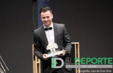 El linarense Francisco Salazar, premiado en la Gala de la FTDA