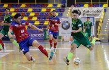 UMA Antequera y Mengíbar FS firman tablas en el derbi andaluz