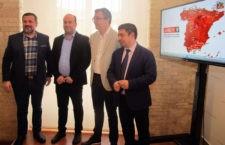 Jaén se verá en 190 países durante las dos etapas de La Vuelta que atraviesan la provincia