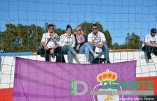 La afición en el Municipal de San Pedro (UD San Pedro-Real Jaén CF)