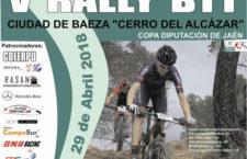 ElV Circuito XCO Ciudad de Baeza abrirá la Copa Diputación de Jaén de rally BTT