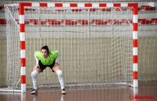 Cecilia Moreno, el cerrojo jiennense del Almagro Fútbol Sala Femenino