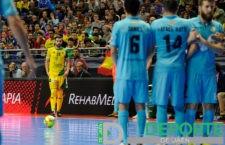 El Jaén FS-Santiago será emitido en Canal Sur; el Movistar-Jaén FS, en Teledeporte
