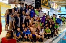 El CDU de Granada se impone en el XXIV Trofeo de Natación Santo Reino