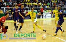 Cáceres será sede de la final de la Copa del Rey de fútbol sala