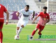 Reparto de puntos agridulce entre el Real Jaén y el Almería B