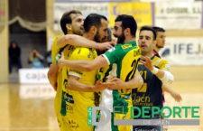 El Jaén Paraíso Interior FS se mete en la final de la Copa del Rey