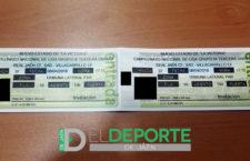 Sorteo de dos entradas para asistir al Real Jaén – Villacarrillo CF