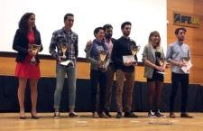 Los corredores del Circuito Provincial de Campo a Través recibieron sus trofeos