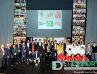 La Asociación Jiennense de la Prensa Deportiva otorgó sus premios 2017