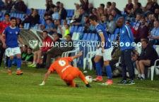 El Linares Deportivo vence por la mínima al líder en el partido aplazado