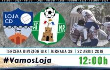 El Atlético Mancha Real merma sus aspiraciones en Loja