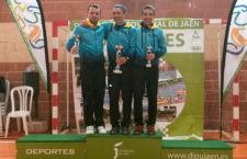El Club Sierra Sur de Jaén copa los podios de Montizón