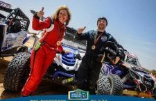Motoquad Mágina Racing Team concluye con éxito la prueba del Dakar Series-Afriquia Merzouga Rally