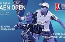 A la venta las entradas para el Open Jaén del World Padel Tour