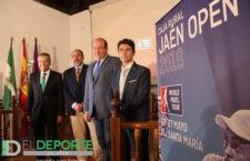 Presentado el Open Jaén del World Padel Tour 2018