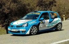 Los ubetenses Reyes-Prieto, segundos en la general del Andaluz de rallyes