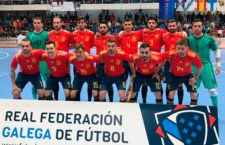 Debut con victoria de Chino y Dídac con la Selección Española