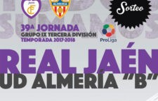 Sorteo de dos entradas para asistir al Real Jaén – Almería B