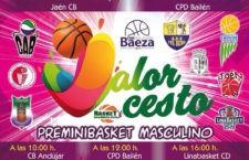 Porcuna acogerá el próximo sábado la I Fiesta Provincial Preminibasket 'Valorcesto'