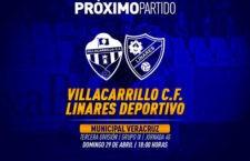 El Linares Deportivo visita el Veracruz de Villacarrillo este domingo