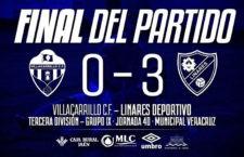 El Linares Deportivo golea al Villacarrillo en un derbi sin nada en juego