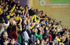Agotadas las 2000 entradas que disponía el Jaén FS para Cáceres