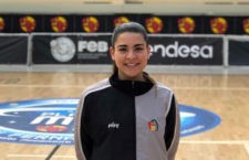 La linarense Mª Ángeles García participará en el Campeonato de España de Clubes Infantil masculino