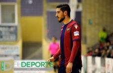Emilio Buendía deja de pertenecer al Levante UD FS