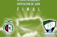 Jaén FS 'B' y Mengíbar FS se miden este jueves en la IV final de la Copa Presidente