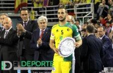El Jaén Paraíso Interior FS, subcampeón de la Copa del Rey