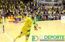 Victoria agónica del Jaén FS para entrar en semifinales