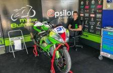 Eu Villar se coloca en la cuarta posición de la general en el Andaluz de velocidad