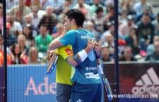Sanyo-Maxi y las gemelas Sánchez Alayeto se coronan en el Open Jaén