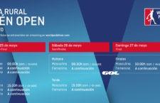 Los aficionados al pádel podrán ver doce partidos televisados del Jaén Open este fin de semana