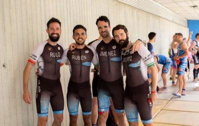 Cuatro jiennenses amantes del triatlón afrontan este sábado el IronMan de Lanzarote