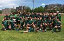 El Jaén Rugby, a una eliminatoria del ascenso