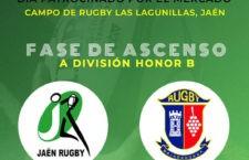 El Jaén Rugby afronta este domingo el primer partido del playoff por el ascenso