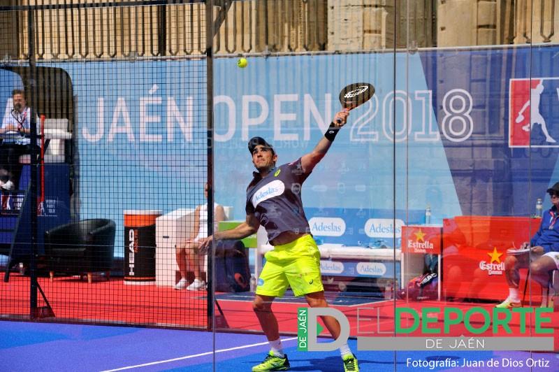 Los número uno comienzan a desfilar por el Jaén Open 2018