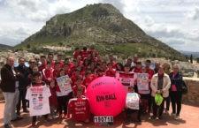 Martos se convertirá en julio en el epicentro del kinball con el Campeonato Júnior Internacional