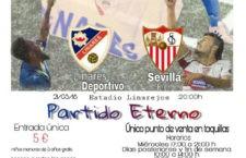 El Sevilla FC homenajerará a Fran Carles el próximo 21 de mayo en Linarejos