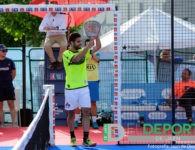 Antonio Luque logra el pase al cuadro del Jaén Open 2018