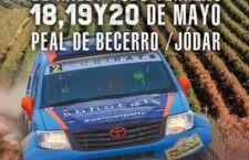 El III Rally TT 'Mar de Olivos' focalizará el campeonato nacional en Peal de Becerro