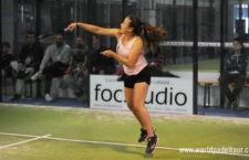 La joven jiennense se despide del torneo maño a un paso del cuadro final. Foto: WPT.