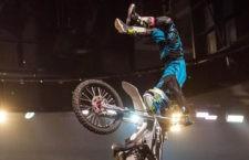 Maikel Melero se proclama subcampeón de Europa de Freestyle Motocross