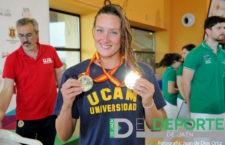 Mireia Belmonte brilla en Las Fuentezuelas