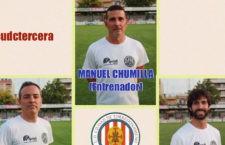 Manolo Chumilla y su cuerpo técnico seguirán al frente de la UDC Torredonjimeno una temporada más